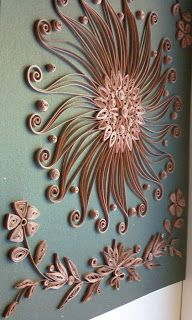Neli Quilling Art: Април 2011