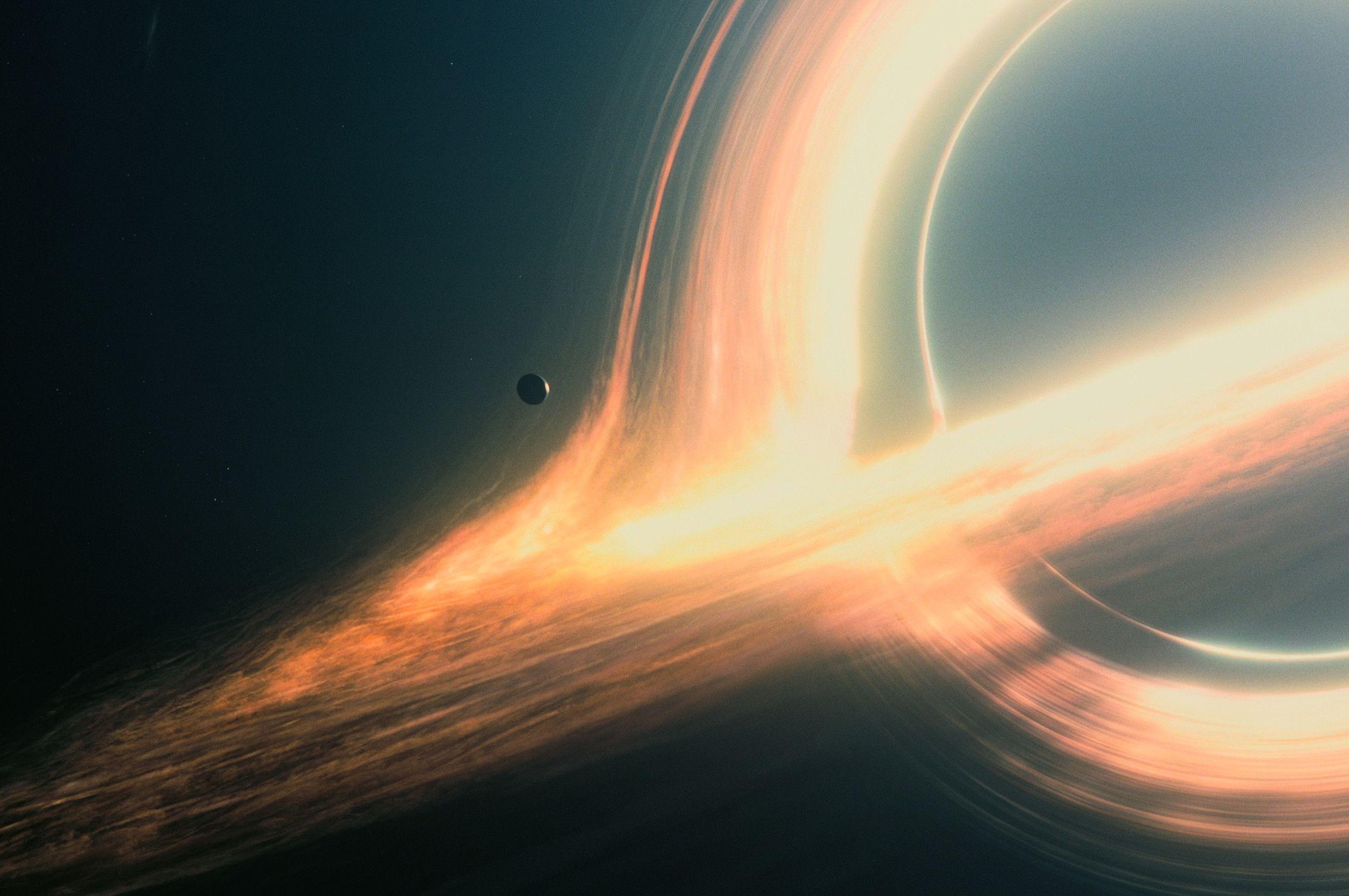 71 Interstellar Gargantua Wallpapers On Wallpaperplay Interstellar Interstellar Movie Wallpaper Earth