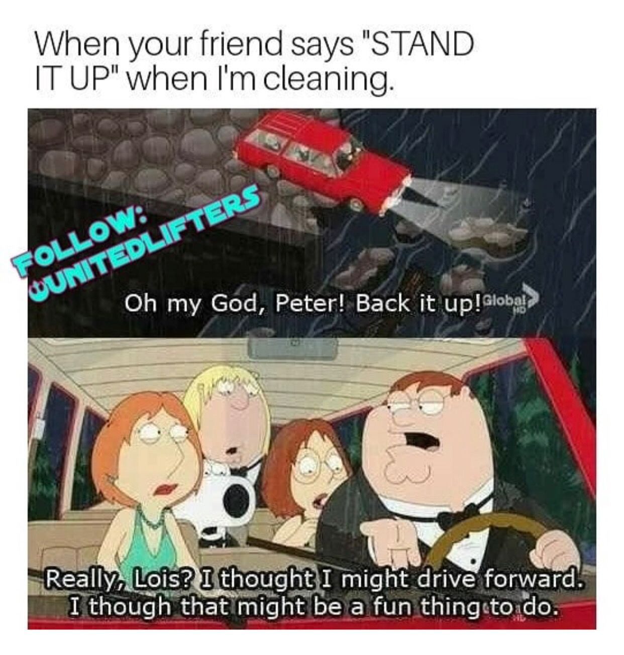 Pin By Wintersraven On L O L Funny Memes Sarcastic Family Guy Funny Memes Sarcastic