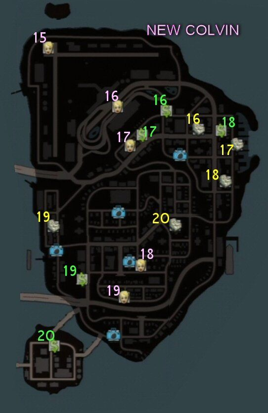 Saints Row: The Third Collectibles' Locations guide | Saint ... on test drive unlimited 2 map full, terraria map full, gta 4 map full, red dead redemption map full, just cause 2 map full, saints on the map, far cry 4 map full, dota 2 map full, goat simulator map full, dying light map full,