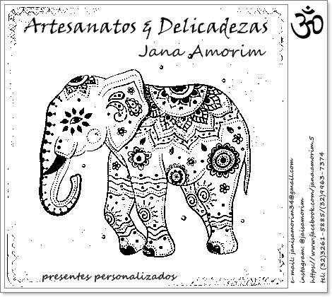 Artesanatos & Delicadezas Whatsapp: 32- 99637374