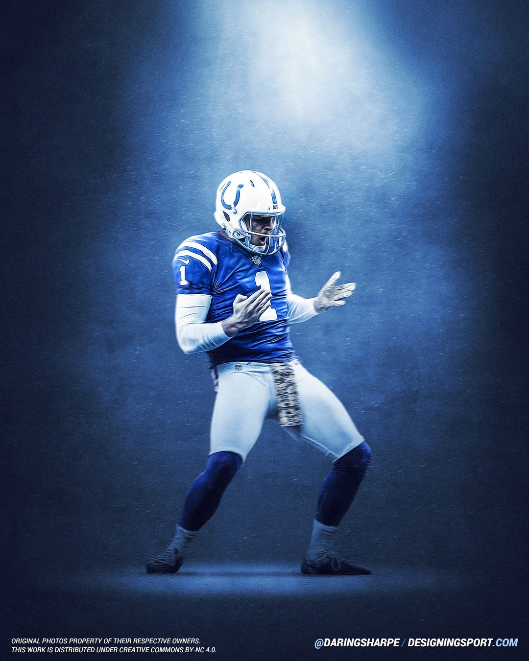 Pat McAfee, Indianapolis Colts