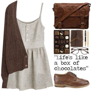 """Life's like a box of chocolates"""