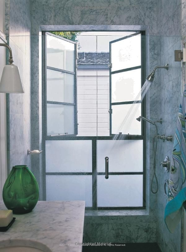Dutch Door For Shower Indoor Outdoor From Michael S Smith Kitchens And Baths