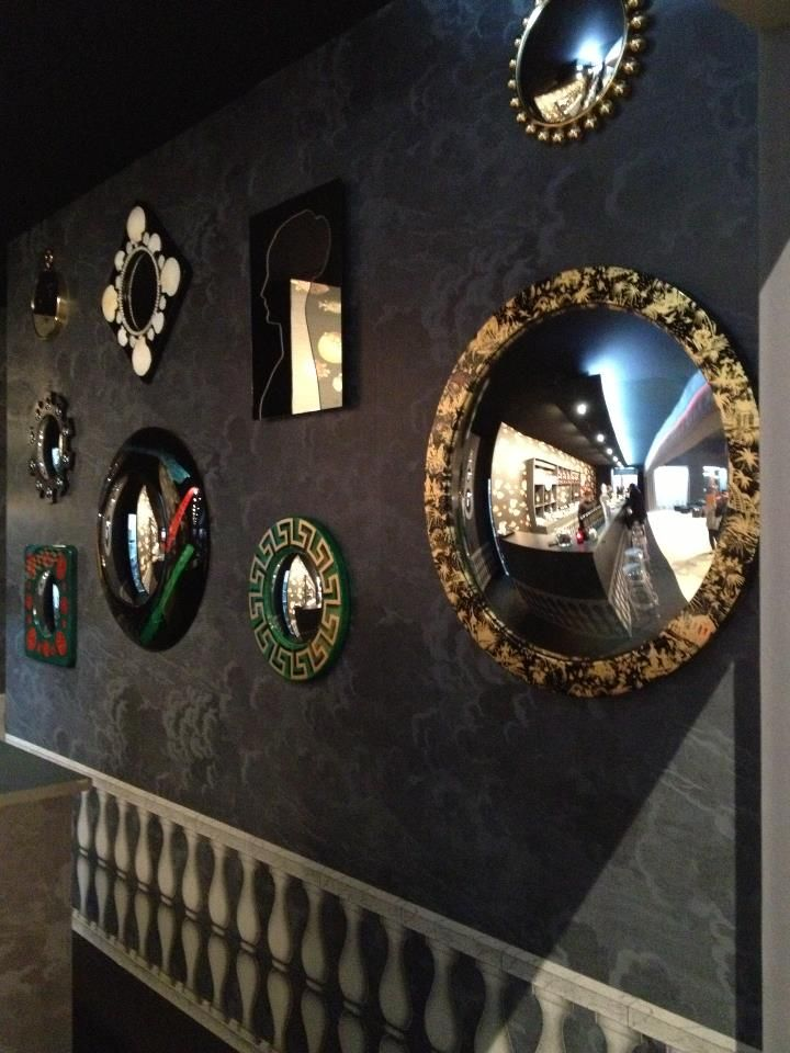 Fornasetti Ii Collection Wallpapers Balaustra And Nuvolette