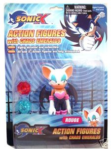 Sonic Toys Rouge The Bat Product Name Sonic X Classic With Chaos