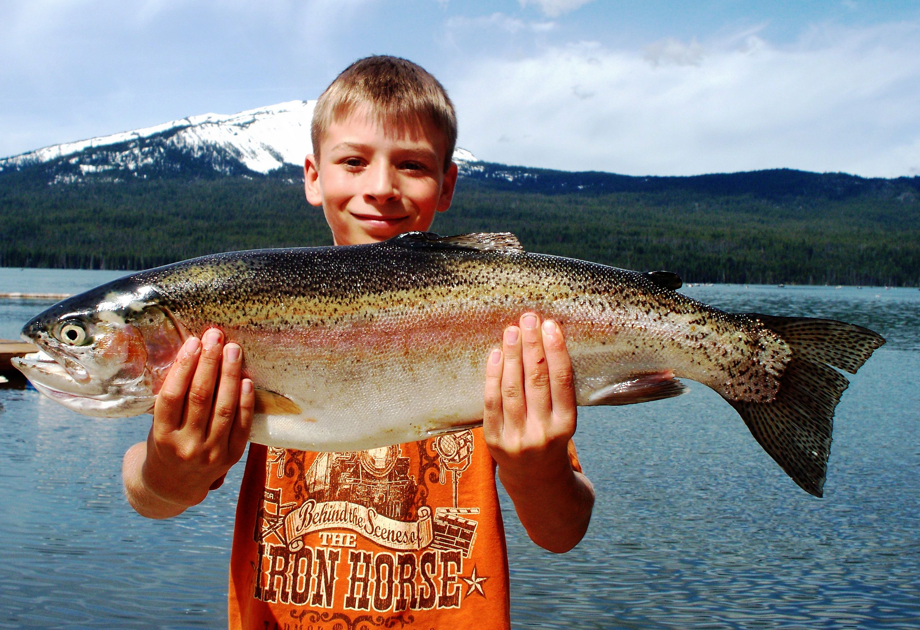 Great Kokanee Fishing Tips For Central Oregon S Suttle Lake Diamond Lake Trout Fishing Tips Lake Fishing