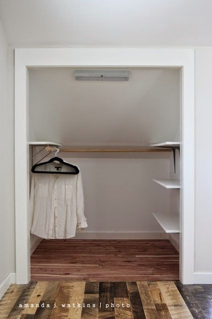 Exceptional Attic Eve Space Closet. Aromatic Cedar Floor. Woop! We Did It!