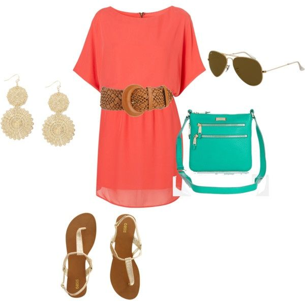summer grooving, created by nagik on Polyvore #nifty