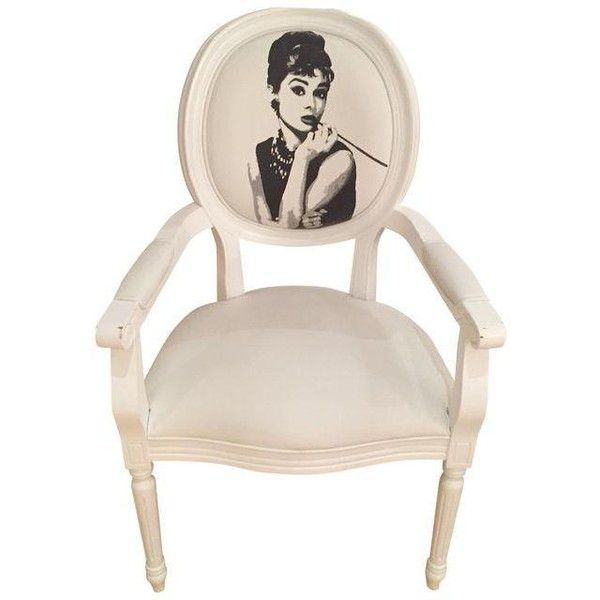Modani Audrey Hepburn Baroque Chair ❤ Liked On Polyvore Featuring Home,  Furniture, Chairs,