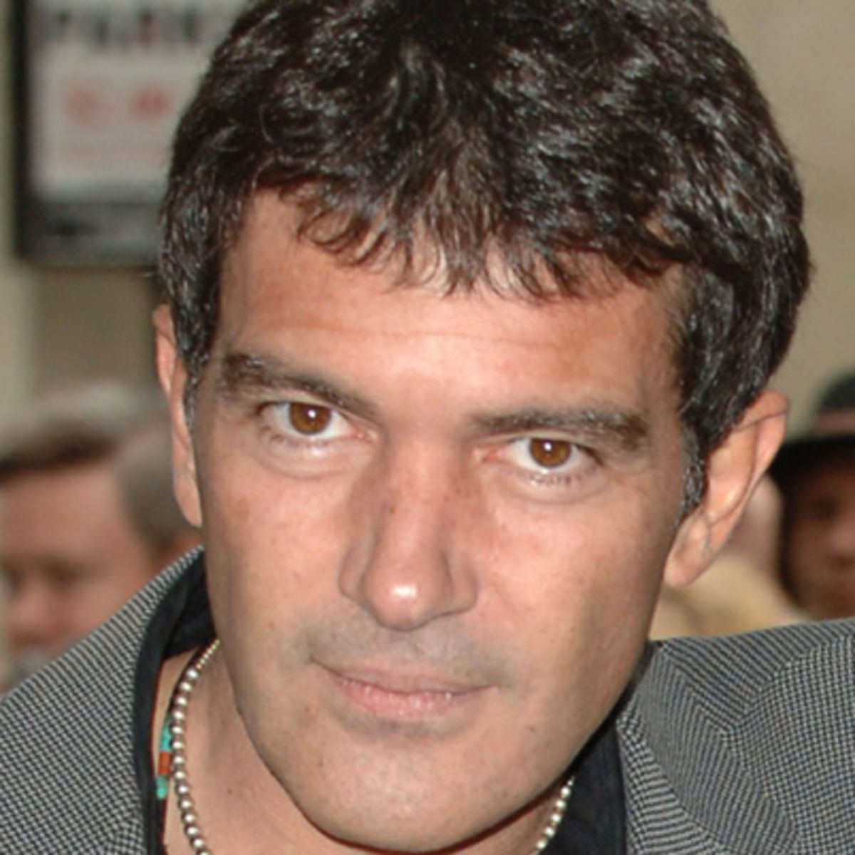 Spanish Actor Antonio Banderas Performed As Zorro And Was The - Famous people from spain