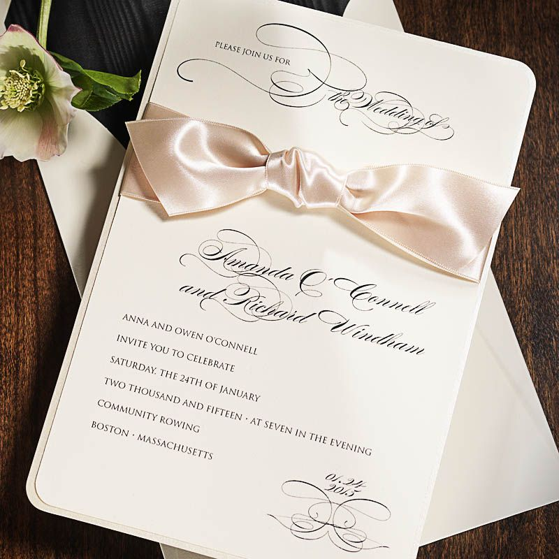 wedding invitation qas composing wedding invitations involves complex and beautiful etiquette guidelines - Weddings Invitations