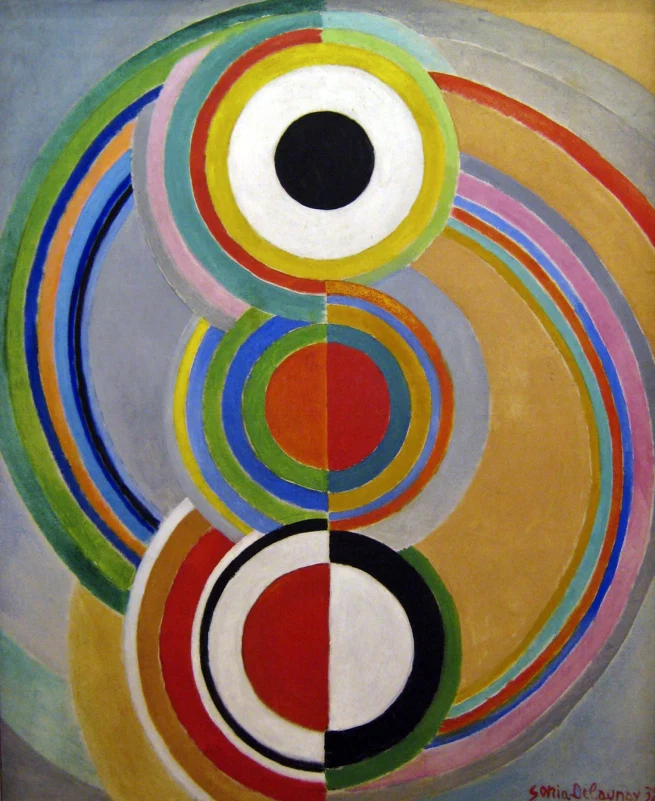 Exhibition: The EY Exhibition: Sonia Delaunay at Tate