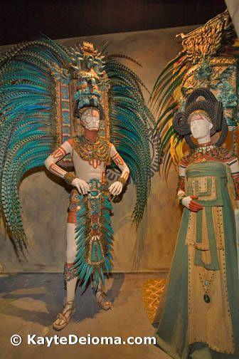 Maya & Azteca Porn 26