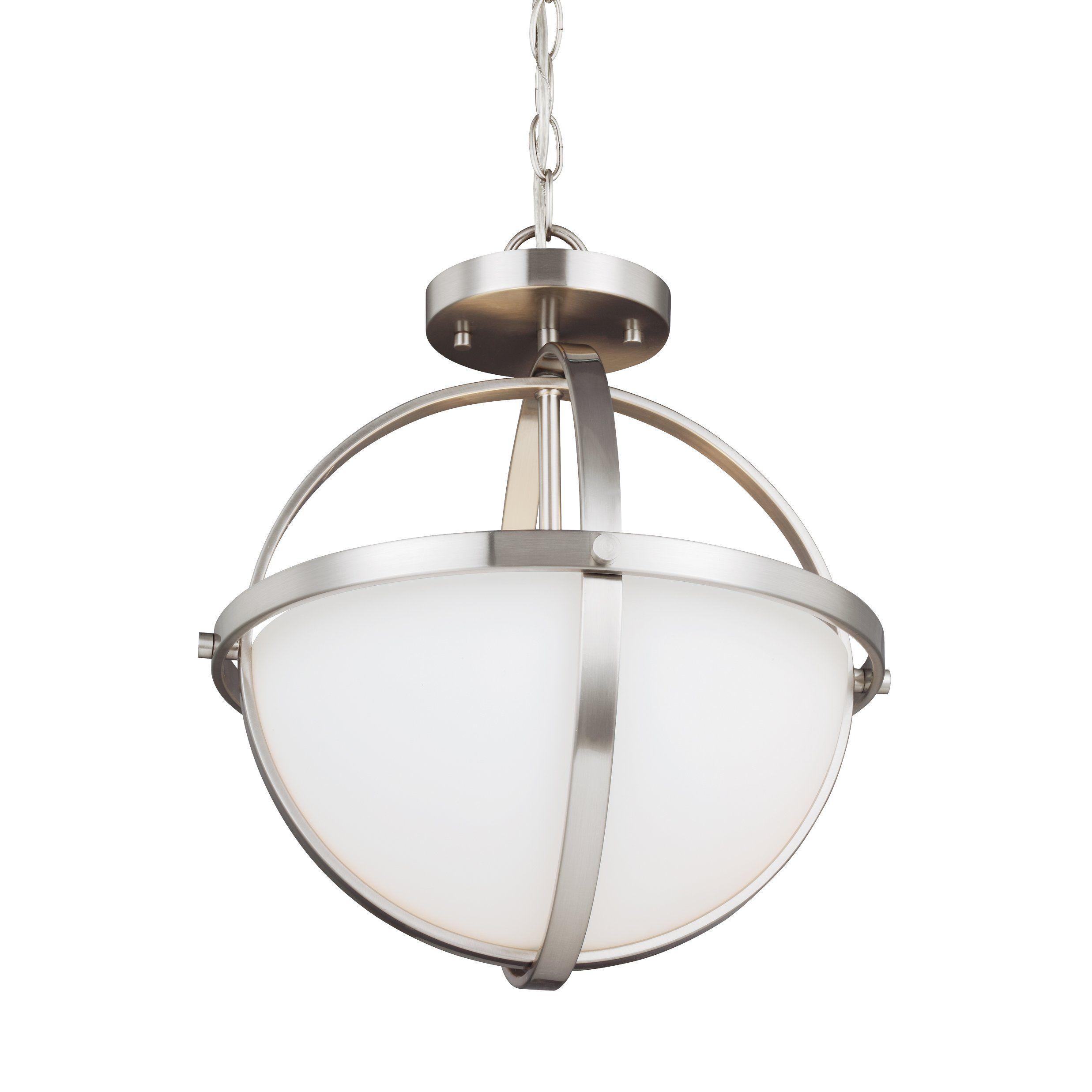Customer Image Zoomed Sea gull lighting, Semi flush
