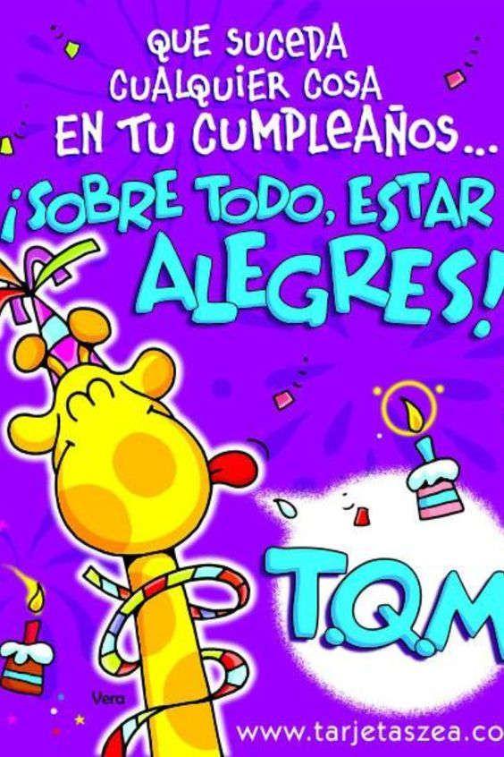 Felicitaciones Cumpleaños En Gallego
