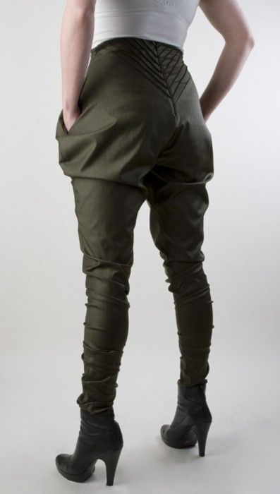 Jodhpurs and You: What are these silly things?