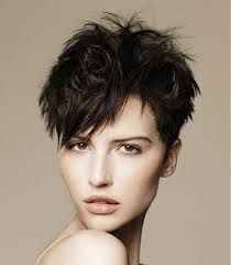 short spiky haircuts - Google Search
