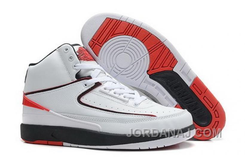 sports shoes 54808 06c8f ... low price switzerland nike air jordan 2 ii mens shoes white black price  88.00 air jordan