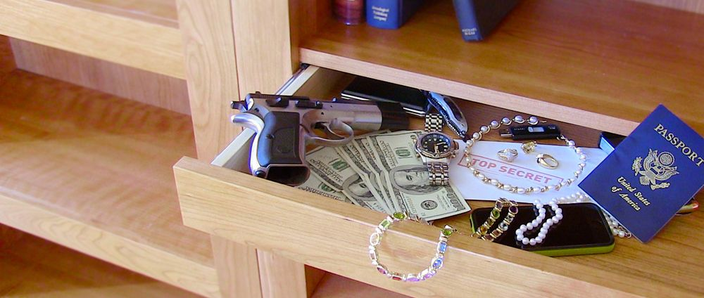 what you choose to store in your qline safeguard furniture is up to you know the secret valuables like guns or jewelry will hide in plain sight
