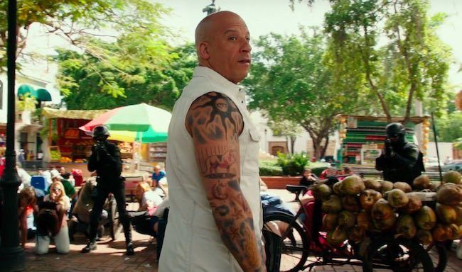 Check out the trailer for xXx 3: The Return Of Xander Cage published on www.filmjuice.com