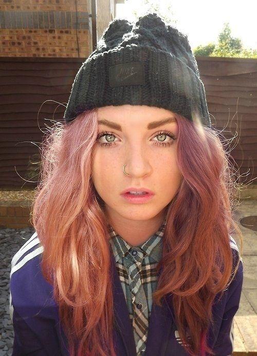 Pink Hair Green Eyes Google Search Hair Light Pink Hair Pink Hair