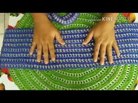 Como fazer bolsa de lacre de latinha - Tutorial completo de reciclagem - YouTube