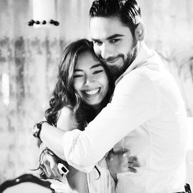 Neslihan Atagul Ve Kadir Dogulu Prettiest Actresses Turkish Actors Romantic Couples