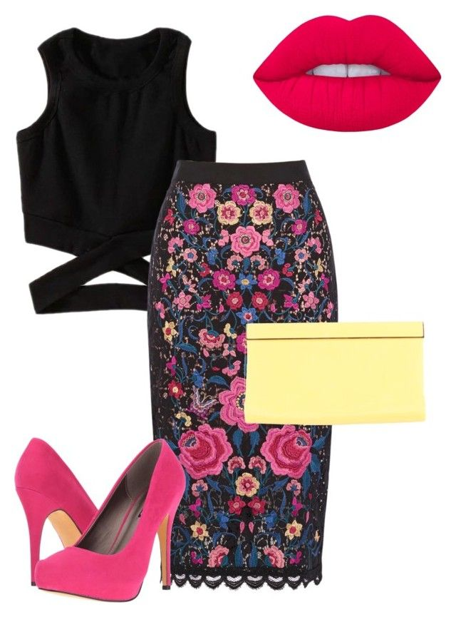 """""""Sin título #36"""" by loraine-parroquin on Polyvore featuring Michael Antonio, Jimmy Choo y Lime Crime"""