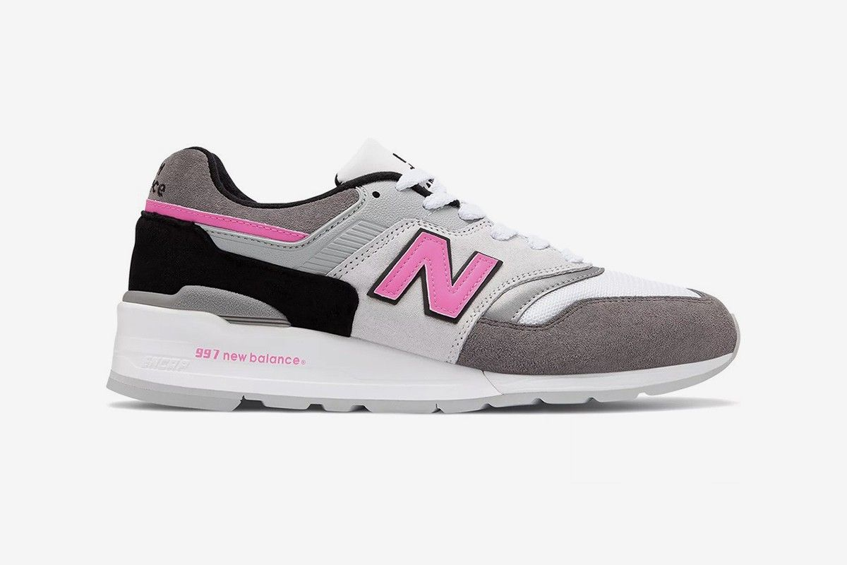 """New Balance 997 """"Grey/Pink"""" Release Date, Price & More"""