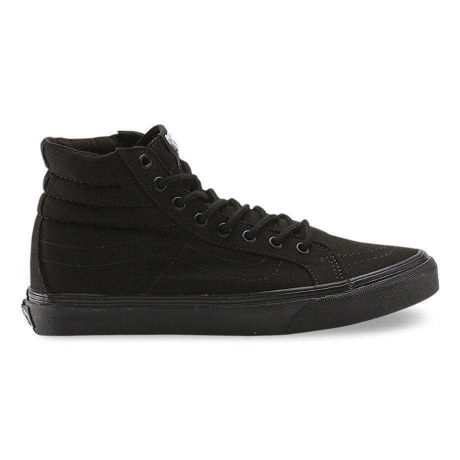 Sk8 Hi Slim Vans $55   Vans sk8 hi slim, Women shoes, Lace