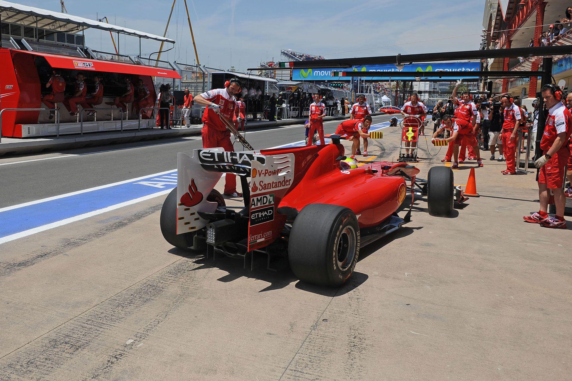 Valencia Grand prix, Grands, Racing