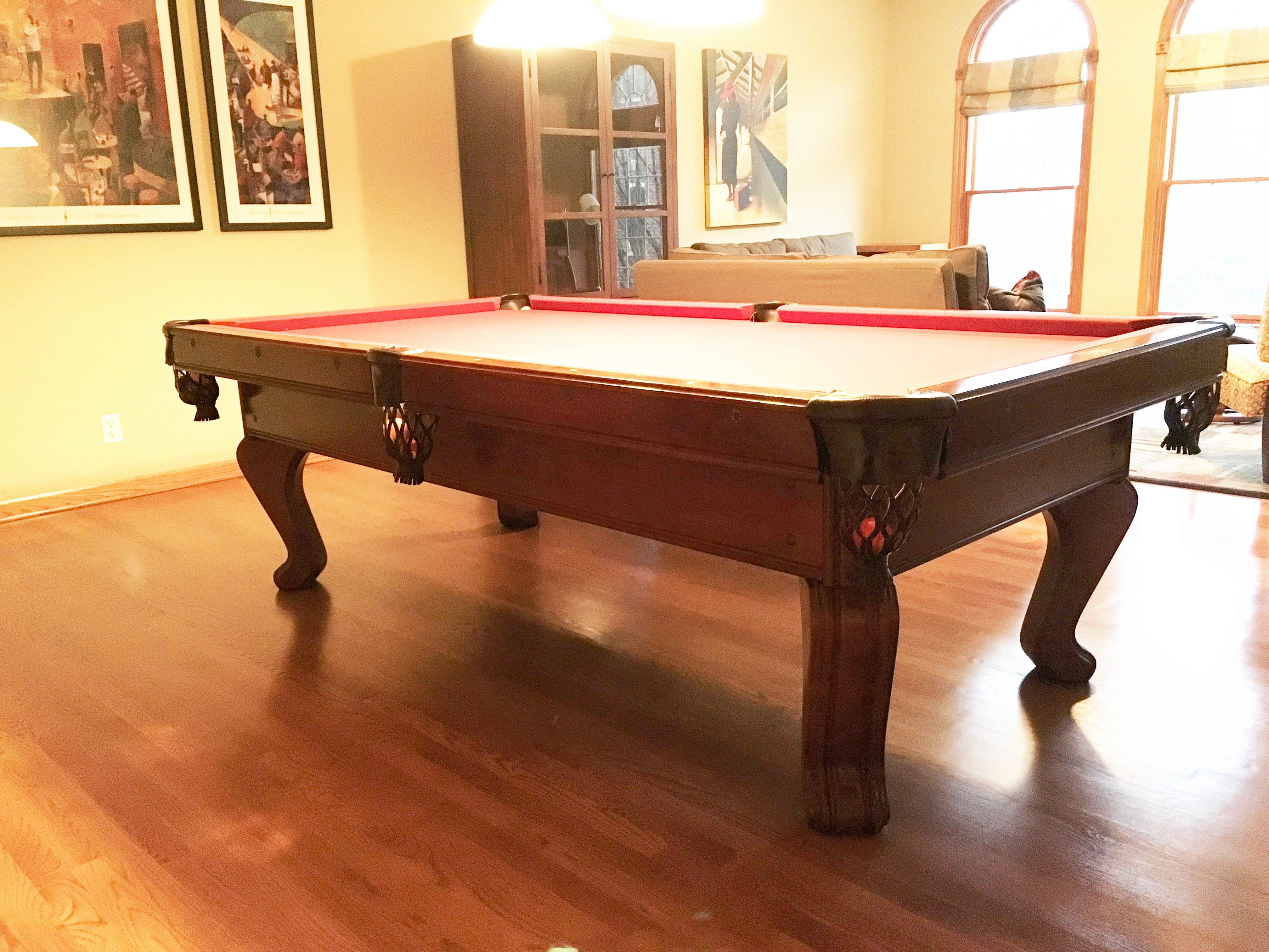 Brunswick Billiards Chateau 8' Pool Table