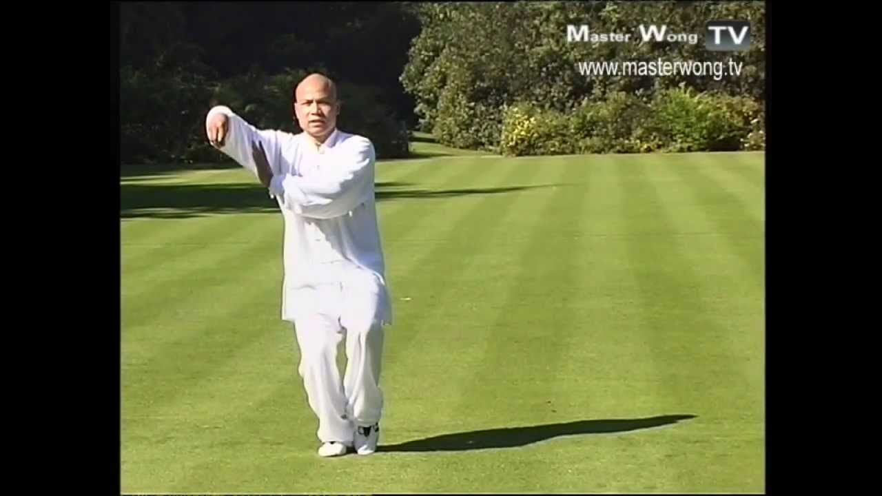 Tai chi chuan for beginners – Taiji Yang Style form Lesson 4