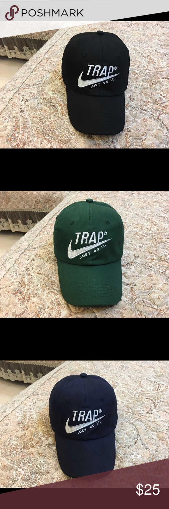 Embroidered Nike Golf Hat