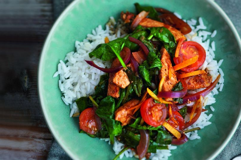 This flavoursome dish is perfect for a speedy supper.