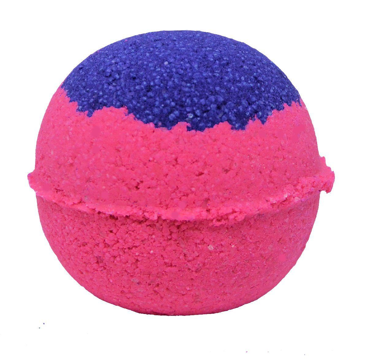 Bath Bomb 5.5 oz Love Spell Skin Loving Purple and Pink w Coconut Oil and Kaolin Clay * For more information, visit image link.