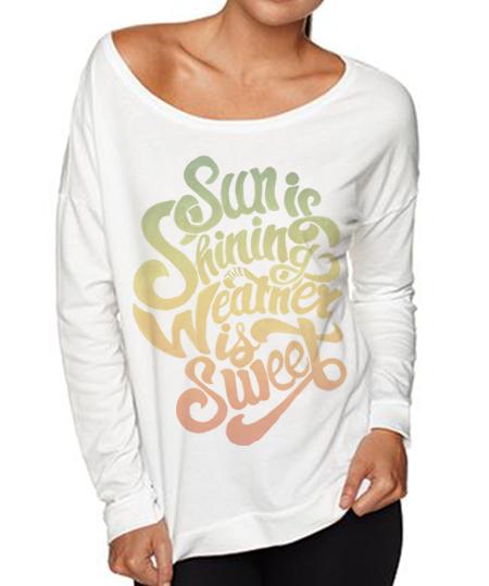 Sun Is Shining - women's