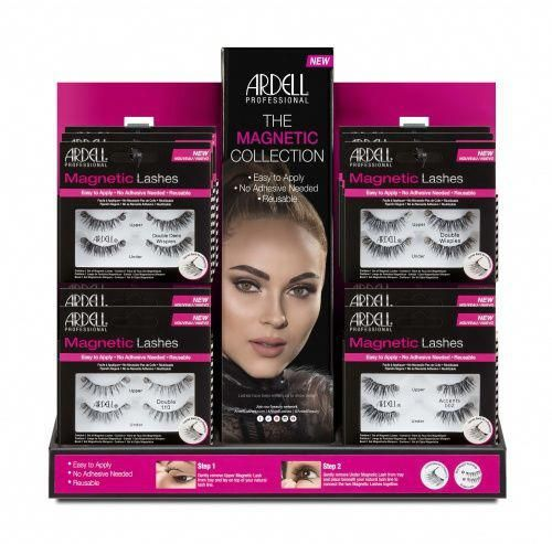 526586d14c1 Ardell Professional Magnetic Double Strip Lashes, Wispies | Products in  2019 | Magnetic lashes, Applying false lashes, Ardell eyelashes