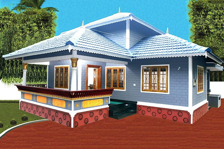 Pallikkal Site 5 Lakh Only2010 Building Designers