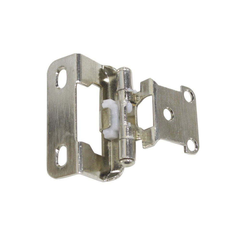 Self Close Partial Wrap Kitchen Cabinet Hinges 1 4 Inch Overlay