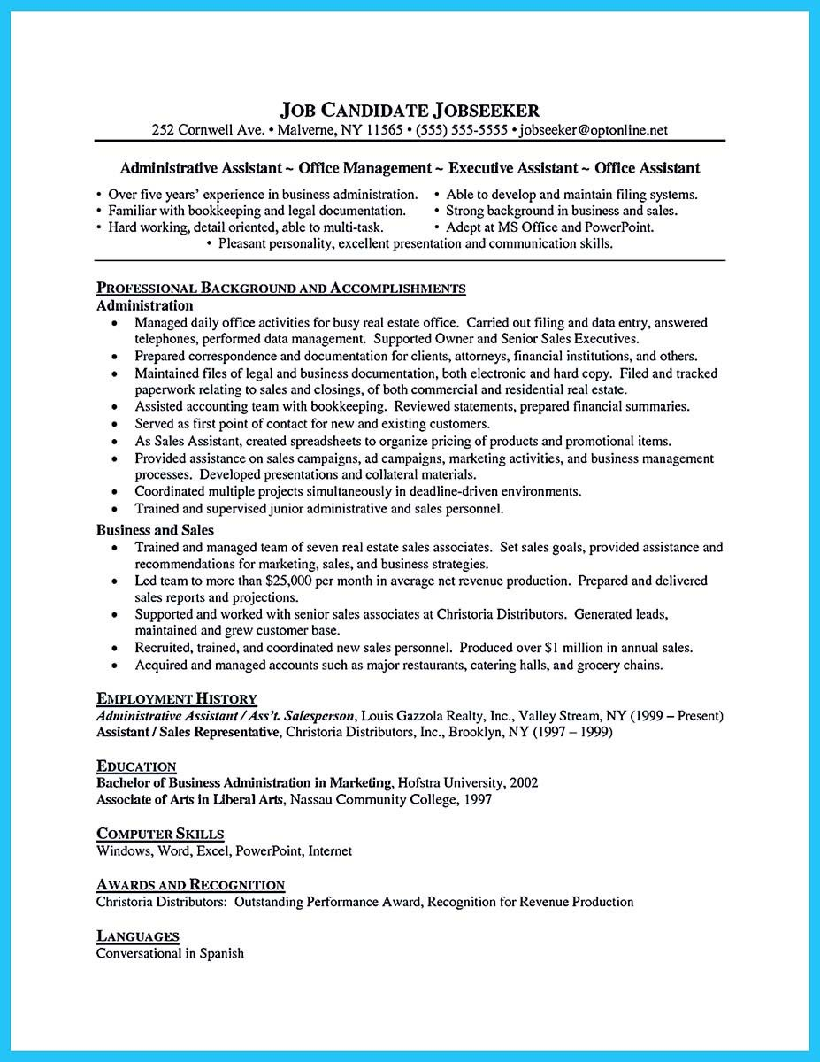 Awesome Attract Your Employer With Defined Administrator Resume Resume Examples Sample Resume Resume
