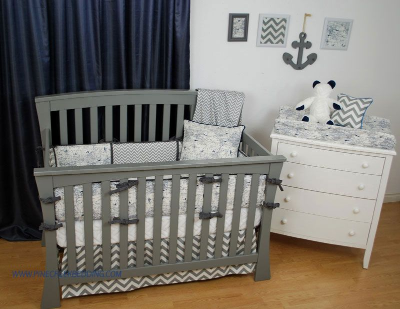 27 best baby bedding grey u0026 blue images on pinterest baby bedding nursery ideas and baby room