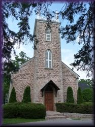 The Anglican Parish of Vaudreuil, Hudson Quebec.