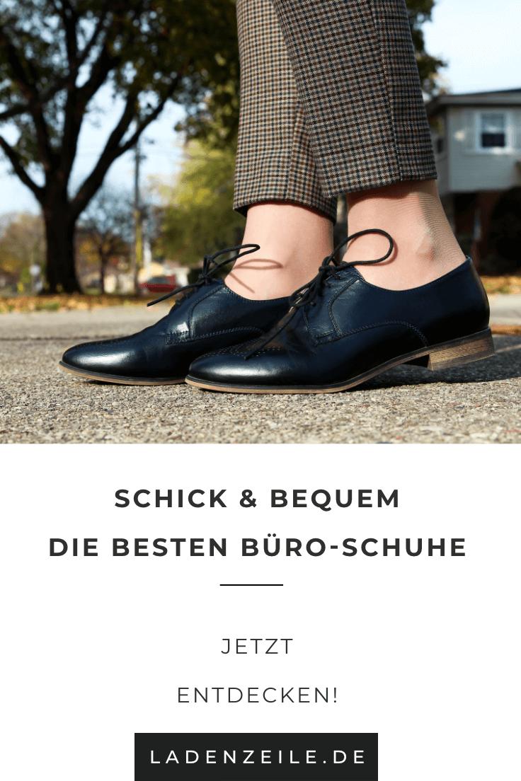 Die 10 bequemsten Schuhe fürs Büro | LadenZeile