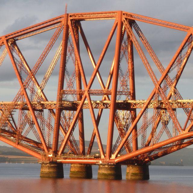 Forth Rail Bridge   Pont