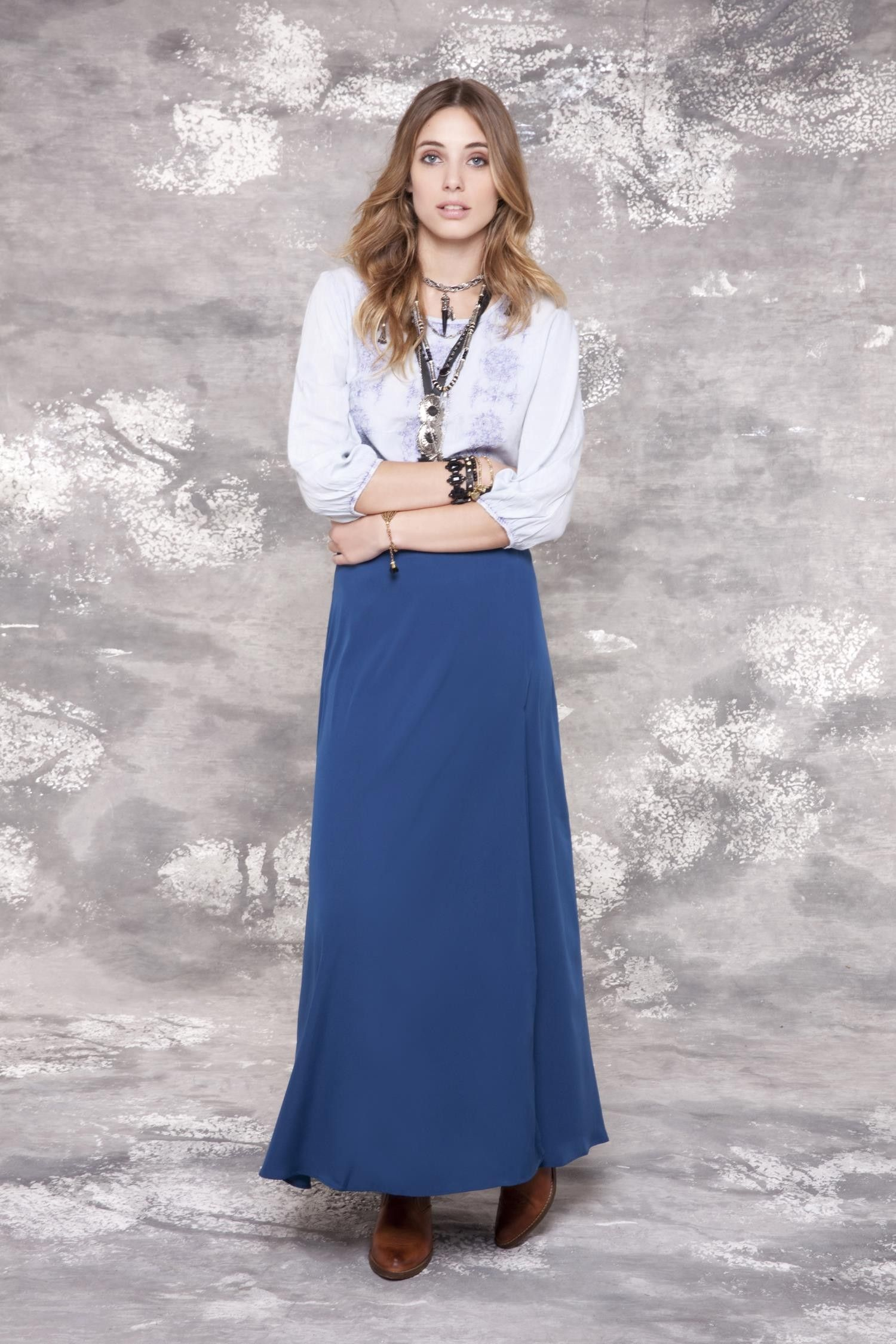 Visitá la nueva colección Invierno 16 en Rapsodia.com > Falda New Minina