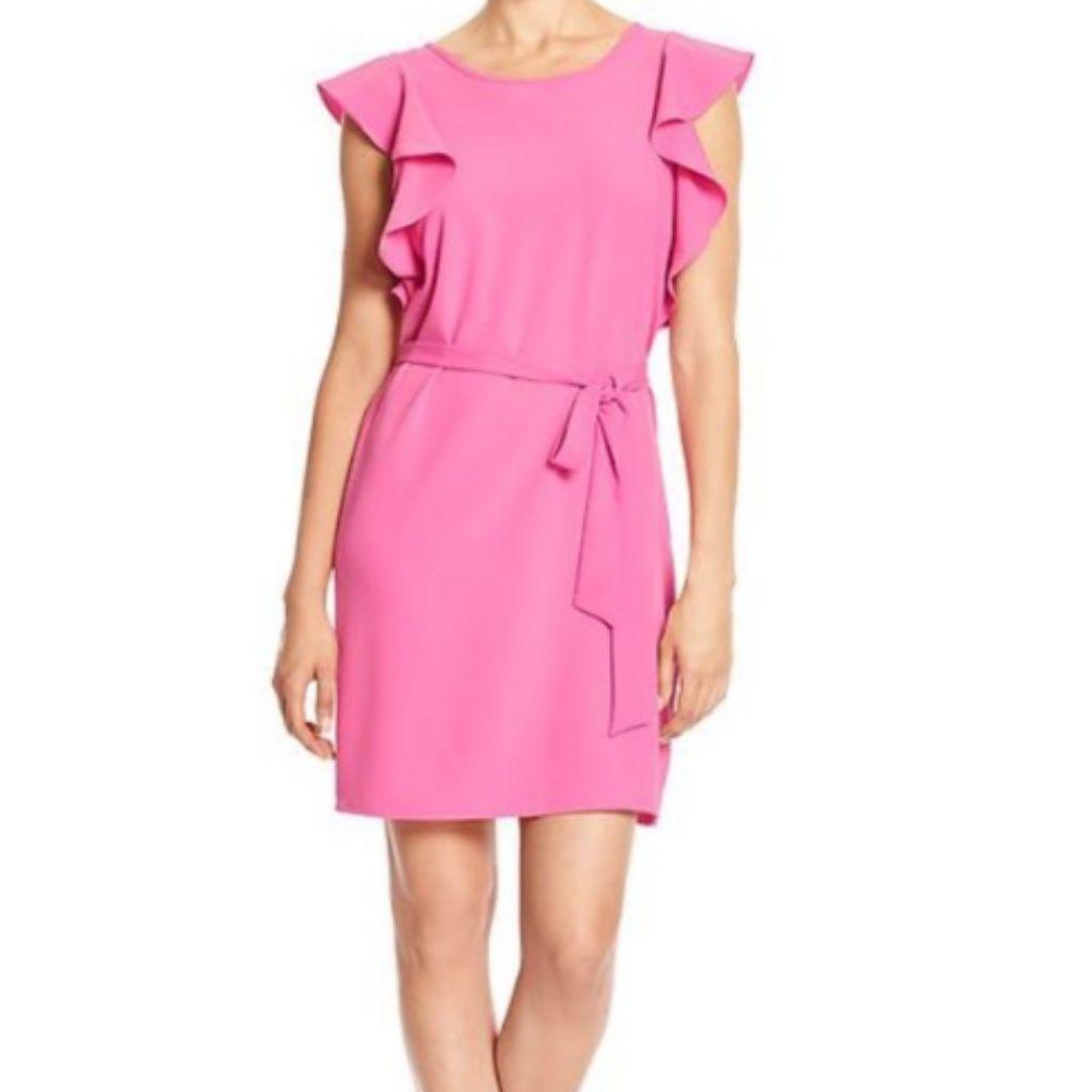 Pink banana republic dress products