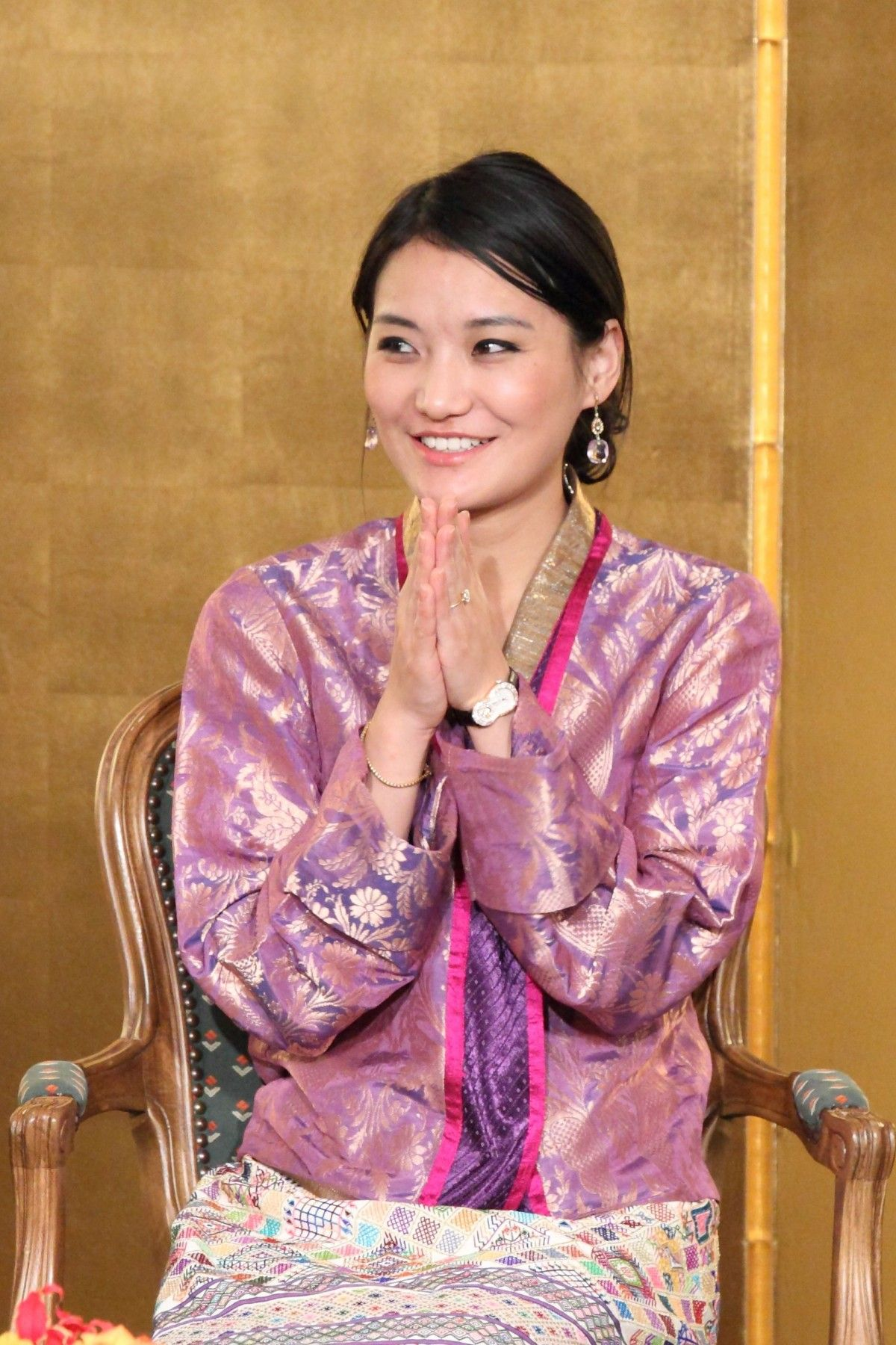 Bhutan S Queen Jetsun Pema Wangchuck Asian Royals