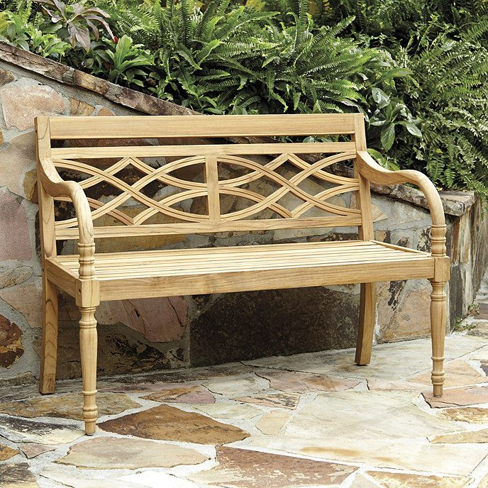 Fantastic 18 Glorious Benches To Accent Your Gardenscape Coastal Inzonedesignstudio Interior Chair Design Inzonedesignstudiocom
